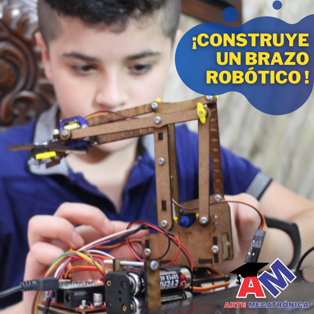 Clases Brazo Robotico