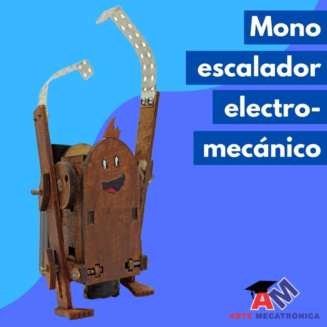 Mono escalador electromecánico